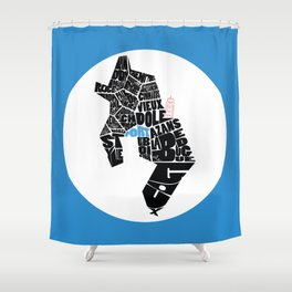Dole  Shower Curtain