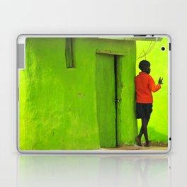 Green House Laptop & iPad Skin