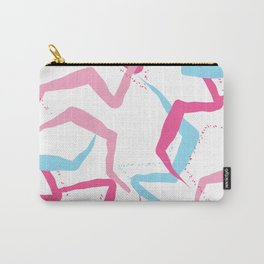 Pink blue fantasy Carry-All Pouch
