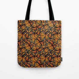 Monarch Butterflies Pattern | Butterfly Pattern | Tote Bag