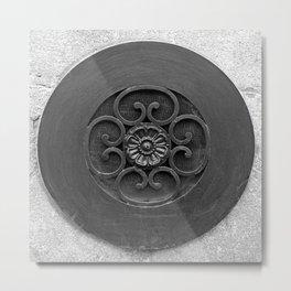 Screen Shot Metal Print