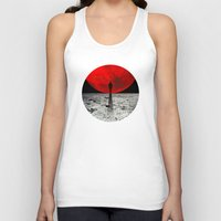 amelie Tank Tops featuring HOMESICKNESS by THE USUAL DESIGNERS