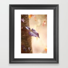 Enchanted Ivy Framed Art Print