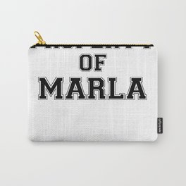 Property of MARLA Carry-All Pouch