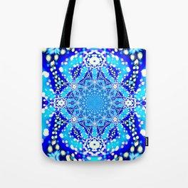 Serenity Mandala Tote Bag