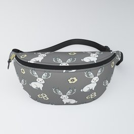 Jackelope of all Trades Pattern Fanny Pack