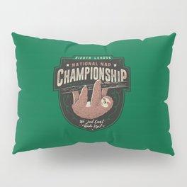 National Nap Championship Pillow Sham