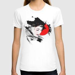 Japan - Kyoto - Geisha T-shirt
