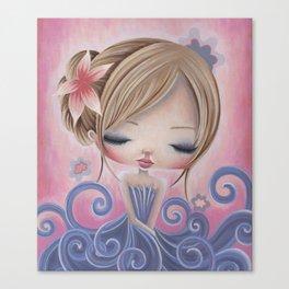 Sweet Serenity Canvas Print