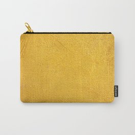 GOLDEN WALL / TEXTURE Carry-All Pouch