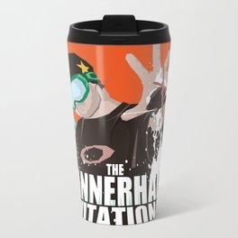 Tanner Hall Invitational Metal Travel Mug