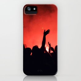 Barcelona party iPhone Case