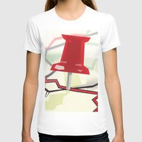 paper towns T-shirts featuring Paper Towns by Dreki