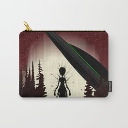 Aliens in the Forest Carry-All Pouch