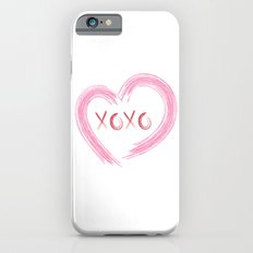 XOXO Heart Slim Case iPhone 6s