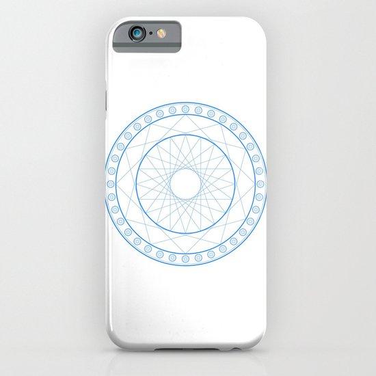 Anime Magic Circle 11 iPhone & iPod Case
