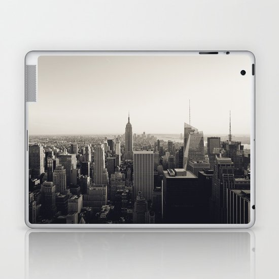 another Empire State Building shot Laptop & iPad Skin