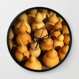 Lucky gourd Wall Clock