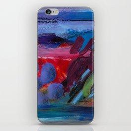 Across The Bay iPhone Skin