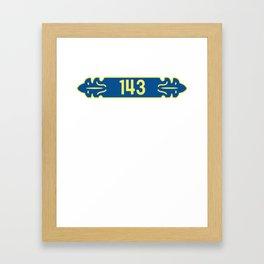 143 - A Legacy of Love Framed Art Print
