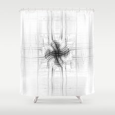 How's that sentiment hoping for flourishing rites? Shower Curtain