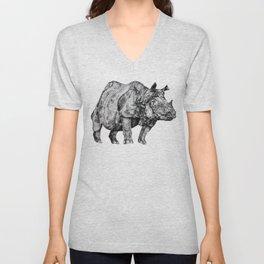 Rhino I Unisex V-Neck