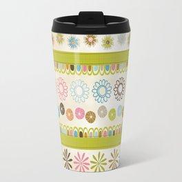 Belles Fleurs Travel Mug