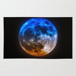 Magical Full Moon Rug