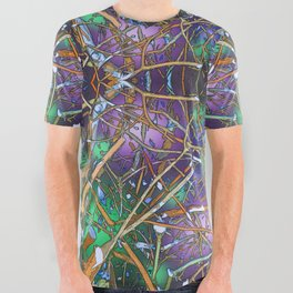 The Twiggs Theory of the Universe All Over Graphic Tee