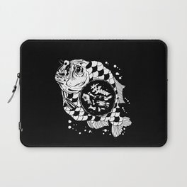 Hunger the Sea Laptop Sleeve