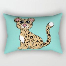 Little Leopard Rectangular Pillow