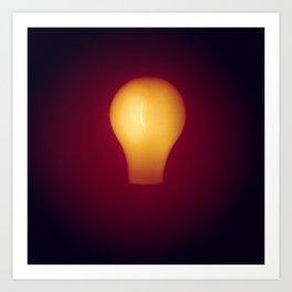 light em up Art Print