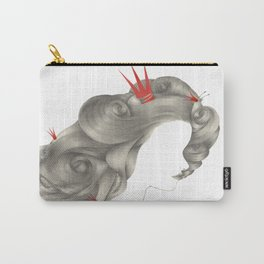 Lingering Anger Carry-All Pouch