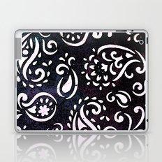painted paisley Laptop & iPad Skin