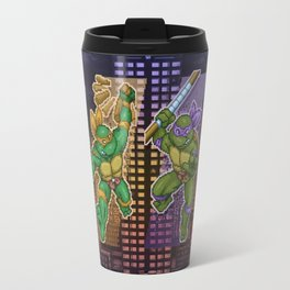 Mutant Ninja Turtle Teenagers Travel Mug