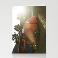 camping Stationery Cards featuring Camping by Cameron Gardner