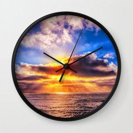 Walk with me -VI.- Wall Clock