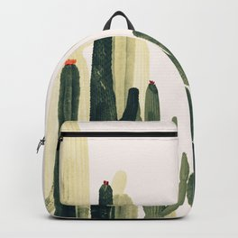 Green Cactus 4 Backpack