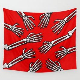 Skinny Hug Wall Tapestry