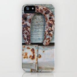 Herradura iPhone Case