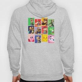 Super Smash Bros Veteran Hoody
