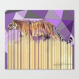 Tiger Disambiguation Canvas Print
