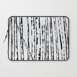 Nature's Barcode Laptop Sleeve