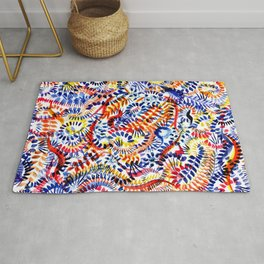Saturation of the Imagination Rug