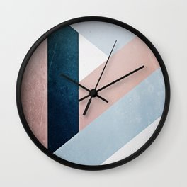 Complex Triangle Wall Clock