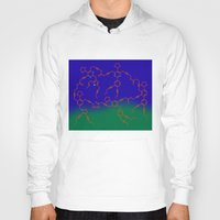 "matisse Hoodies featuring ""The Dance"" after H. Matisse by Irina Chuckowree"