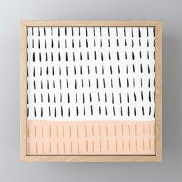 Coit Pattern 78 Framed Mini Art Print
