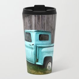 To Be Country - Vintage Truck Art Travel Mug