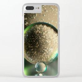 NOVA-SPLODE Clear iPhone Case