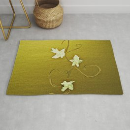 Leaves Of Grapes Rug